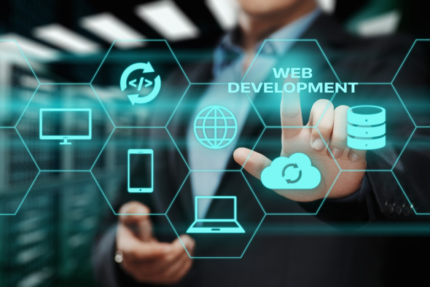 Web development. What do you mean by Web development Services?