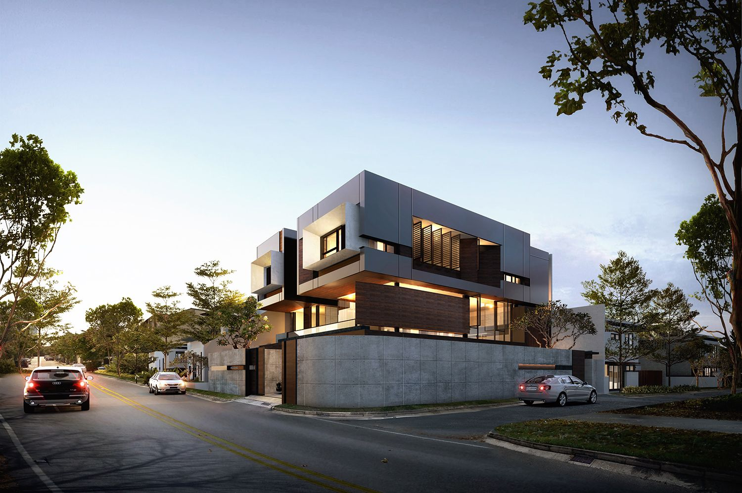 Mistakes with 3D Exterior Rendering Committed By Various Companies